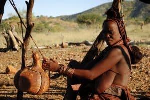Visit a Himba Village