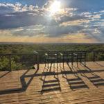 Uukwa's Main Lodge Deck